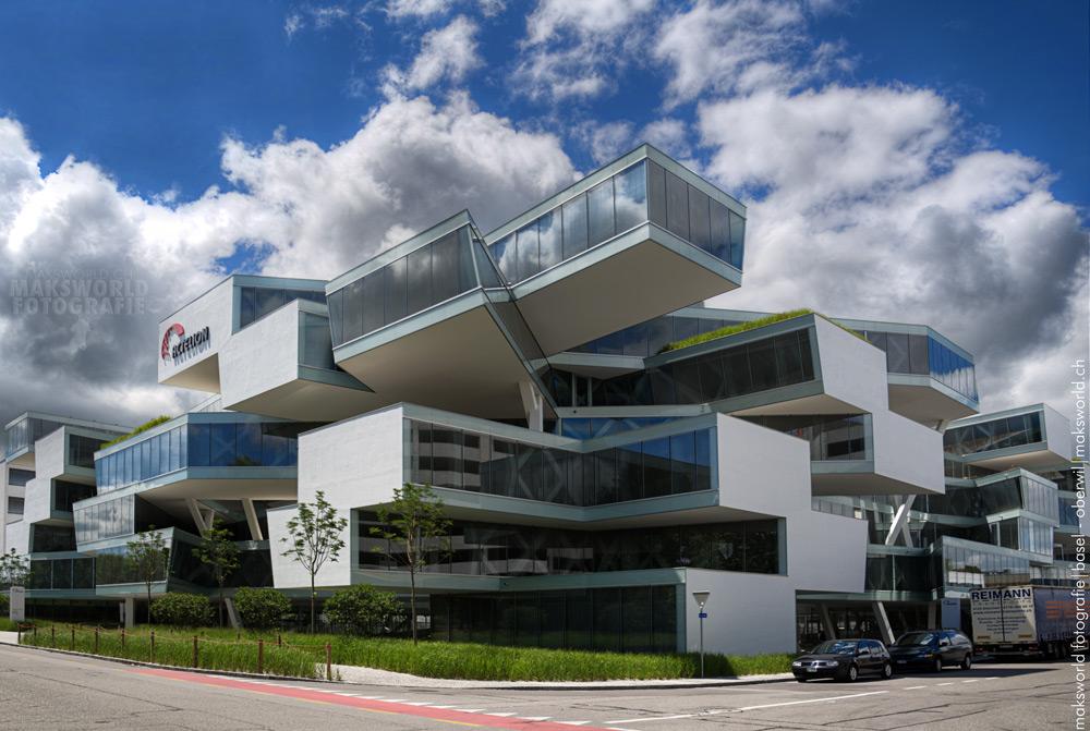 Basel bildmaterial basel architektur farbe maksworld - Architektur basel ...